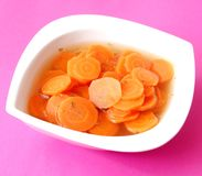 Stew of carrots Stock Photo