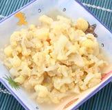 Stew of cauliflower Stock Image