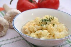 Stew of cauliflower Stock Images