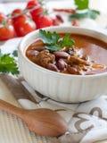 stew chili шара фасоли Стоковая Фотография RF