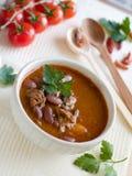 stew chili шара фасоли Стоковые Изображения