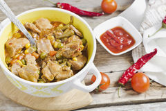 Stew Royalty Free Stock Photography