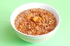 Stew of lentils Stock Photos
