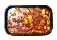 Stew pot Royalty Free Stock Image