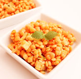 Stew of red lentils Stock Photo