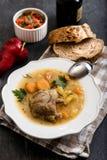 Stew soup Royalty Free Stock Photos