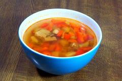 Stew soup Stock Photo
