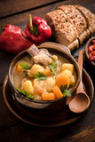 Stew soup Royalty Free Stock Photography