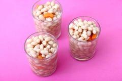 Stew of white beans Stock Photo