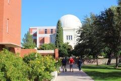 Steward Observatory, departamento de astronomía, Universidad de Arizona, Tucson fotografía de archivo