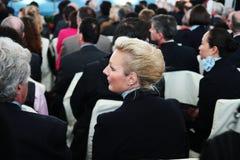 stewardess торжества Стоковое Фото