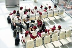 Stewardess Stockfotos
