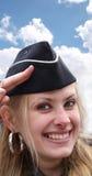 Stewardess Royalty Free Stock Photos