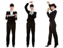 Stewardess uniform Stock Photography