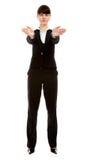 Stewardess uniform Royalty Free Stock Photography