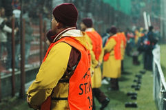 Stewards and security guards Stock Photography