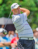 Stewart Cink på US Open 2013 Arkivfoto