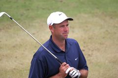 Stewart Cink, Tour Championship, Atlanta, 2006 Royalty Free Stock Images