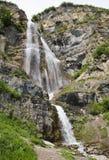 Stewart Falls in Utah royalty-vrije stock foto