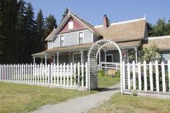 Stewart Farm histórico Fotografía de archivo