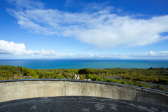 Stewart Island Looking From Motupohue Scenic Reserve Royalty Free Stock Photography