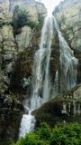 Stewart`s Cascades - Stewarts Falls Royalty Free Stock Images