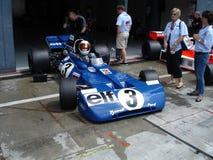 Stewart's Tyrrell Stock Image
