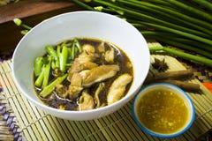 Stewed kurczak Fotografia Stock