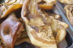 Stewed pork Royalty Free Stock Images