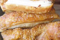 Stewed pork Royalty Free Stock Image