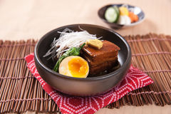 Stewed Pork Belly Royalty Free Stock Image