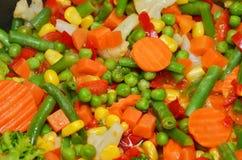 Stewed vegetable Royalty Free Stock Image
