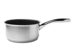Stewing pan Stock Photography