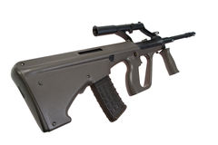 Steyer Aug assault rifle Royalty Free Stock Images