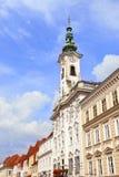 Steyr, Boven-Oostenrijk Stock Fotografie
