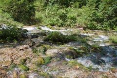 Steyr river Stock Image