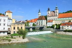Free Steyr, Upper Austria Royalty Free Stock Image - 44521096