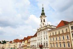 Steyr, upper Austria Royalty Free Stock Photos