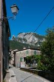 Stezzema in Tuskany Stockfoto