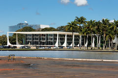 STF in Brasilia royalty free stock photography