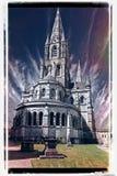 StFin Barre Cathedral im Korken Lizenzfreies Stockbild