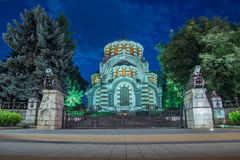 StGeorge το μαυσωλείο παρεκκλησιών κατακτητών, Pleven Βουλγαρία Στοκ φωτογραφίες με δικαίωμα ελεύθερης χρήσης