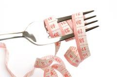 Stia il concetto a dieta Immagini Stock Libere da Diritti
