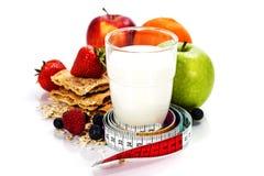 Stia l'alimento a dieta fotografia stock libera da diritti