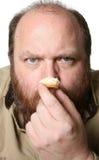 Stia la focaccina a dieta Immagine Stock Libera da Diritti