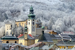stiavnica της Σλοβακίας banska Στοκ Εικόνα