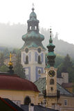 stiavnica της Σλοβακίας banska Στοκ Εικόνες