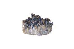 Stibnite antimonite - μετάλλευμα Antimonit Στοκ Εικόνες