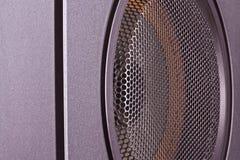 Stichhaltiger Lautsprecher Lizenzfreies Stockfoto