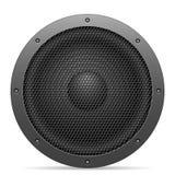 Stichhaltiger Lautsprecher Lizenzfreie Stockbilder